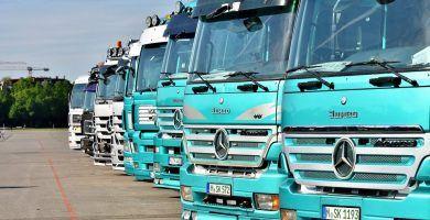 Sustitución o ampliación flota de empresa de transportes