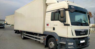 matricular camion importacion