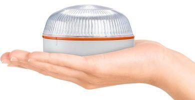 Luz Emergencia V6 Helpflash magnetica homologada dgt