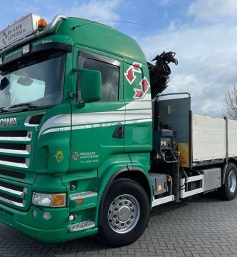 homologar camion